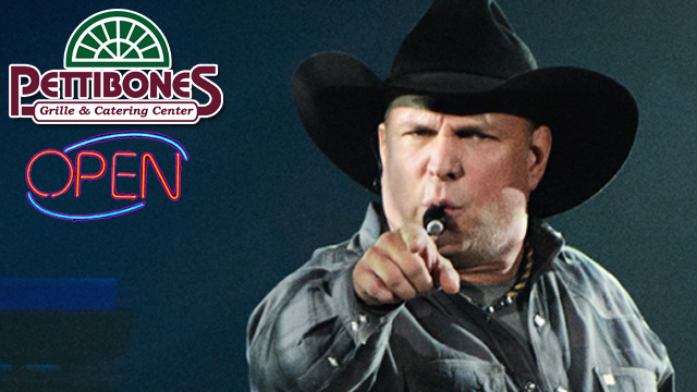 Pettibones open before Garth Brooks Shows  e761c2f2454