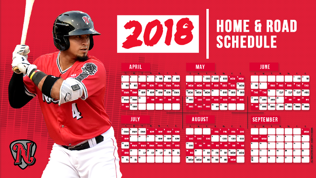 Sounds Announce 2018 Schedule Sounds