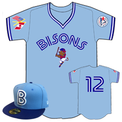 Buffalo Bisons Affiliation Throwbacks