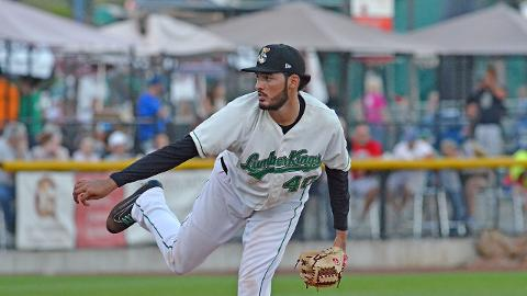 Kevin Gadea became the latest LumberKing to be moved during the off-season following his selection by the Tampa Bay Rays in the Rule 5 Draft.
