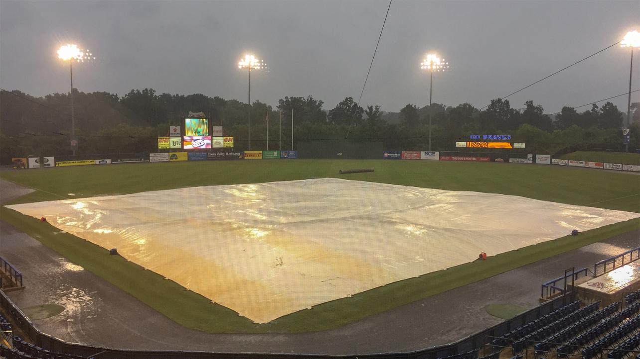 August 1 Game Cancelled