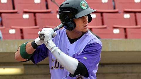 Cubs prospect Albert Almora is batting .413/.451/.547 in 18 games.