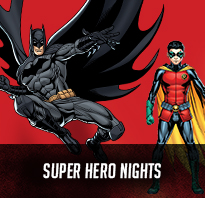 Super Hero Nights