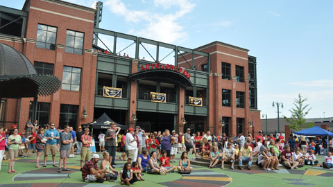 Memphis paid $24 million to purchase AutoZone Park.