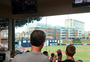 PNC Triangle Club View