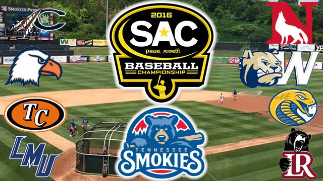 Smokies Set to Host SAC Tournament | Smokies