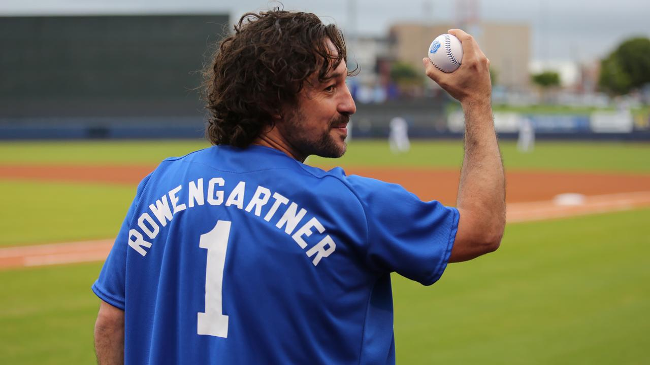 Breaking Pitching Legend Rowengartner To Join Drillers