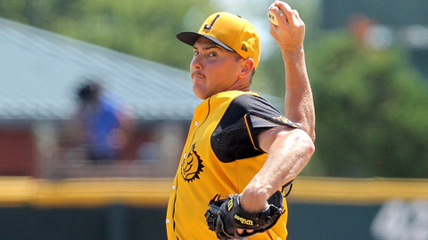Sam Dyson was 3-7 with a 2.63 ERA with Double-A Jacksonville.