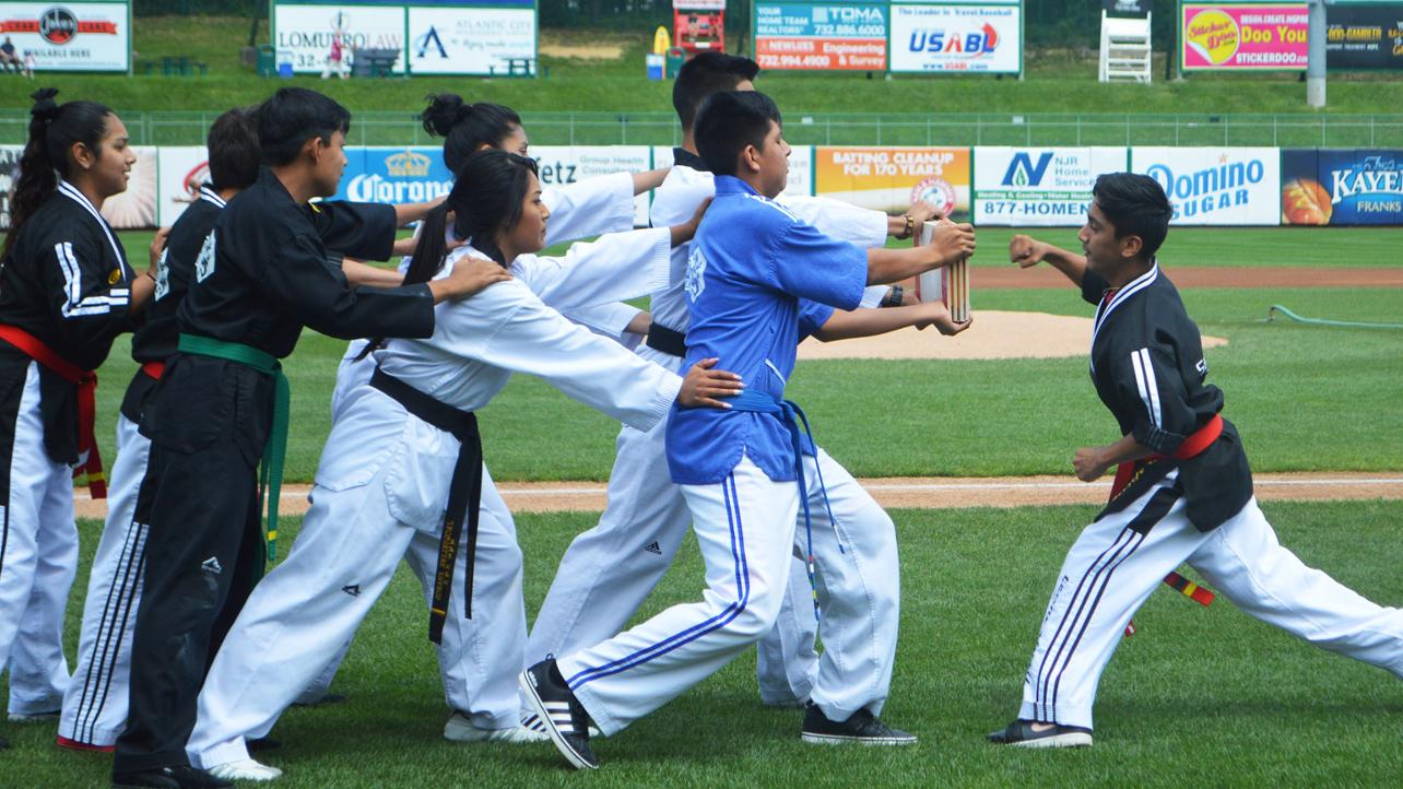 BlueClaws Offer Variety of Group Experiences