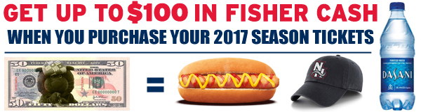 Get $50 in Fisher Cash!