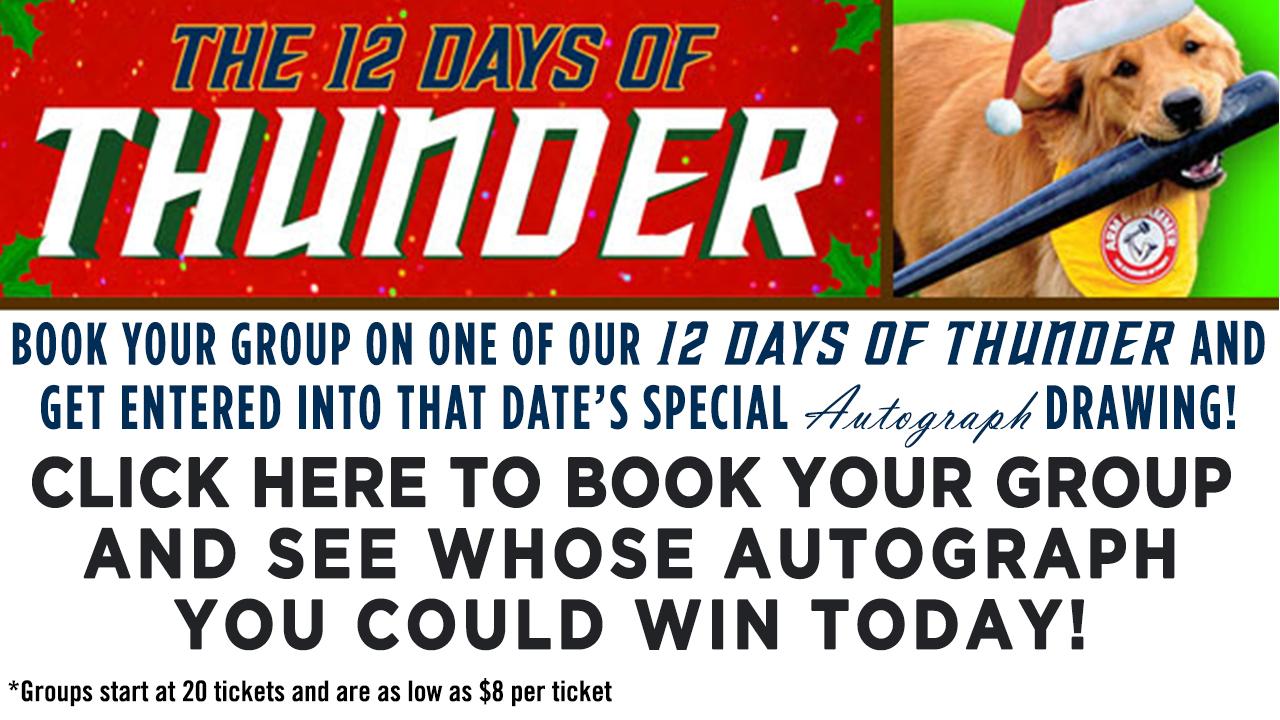 12 Days of Thunder