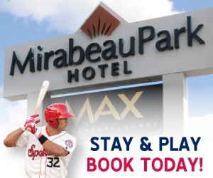 Stay & Play at the Mirabeau!