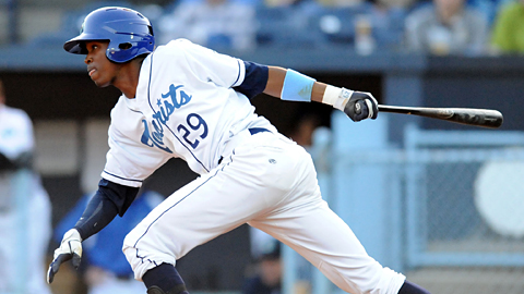 Rosell Herrera is batting .361/.440/.570 over 83 games this season.