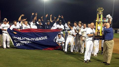 Pulaski won its first Appy League championship since 1991.