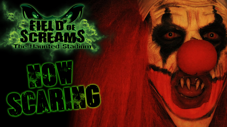 NOW OPEN: Field of Screams