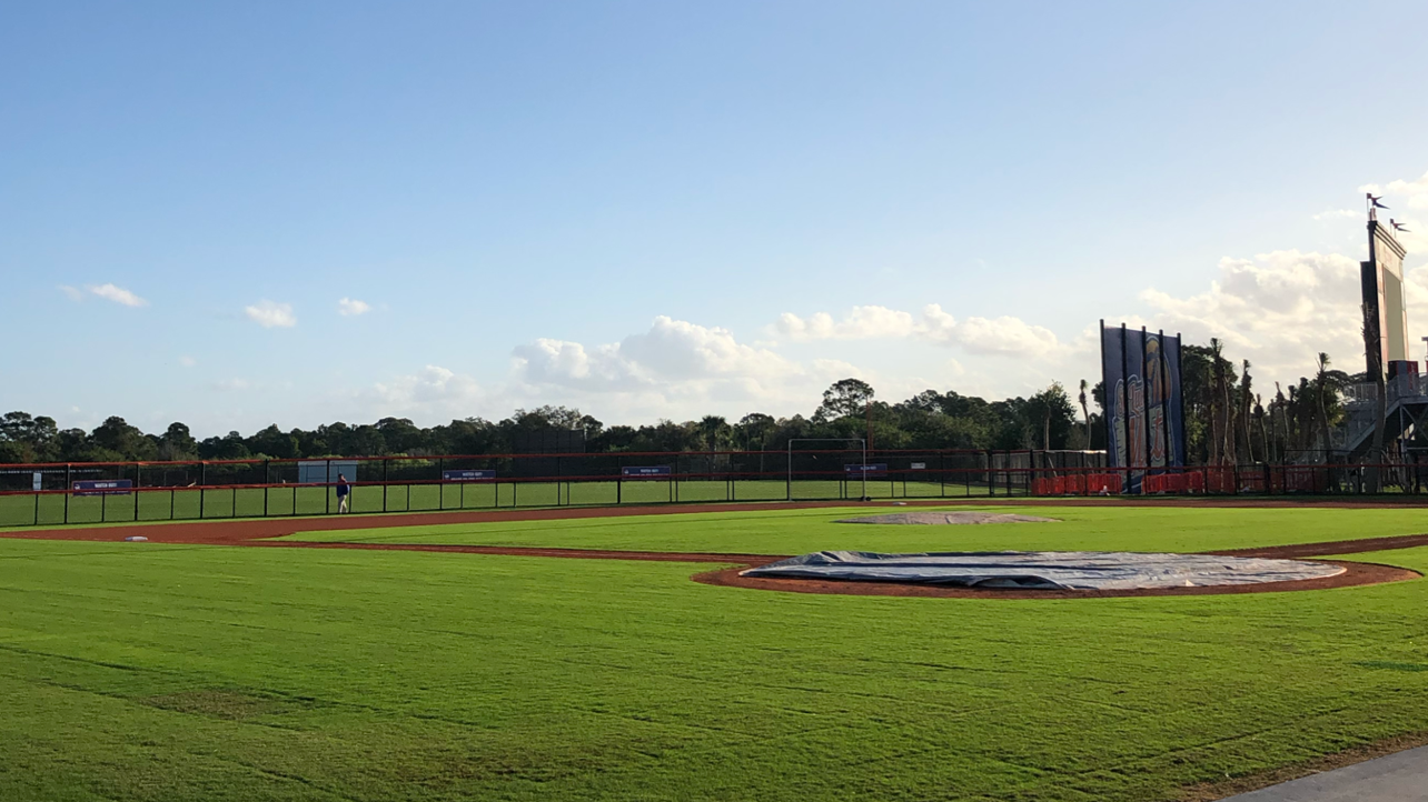 Mets spring training facility closed until further notice