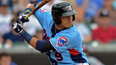 Javier Baez has 49 homers in 217 Minor League games.