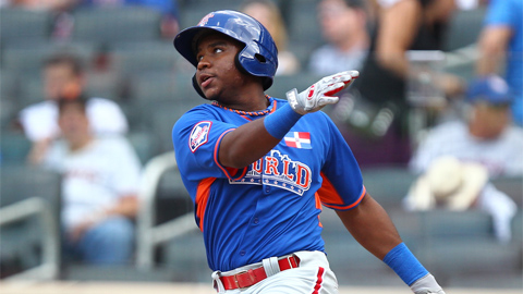 Maikel Franco hit .320 across two levels this season.