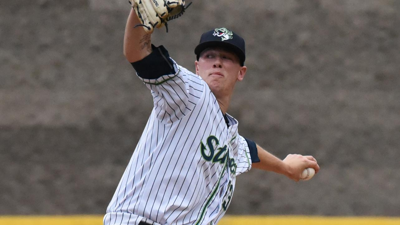 Allard staying stingy on hill for Stripers