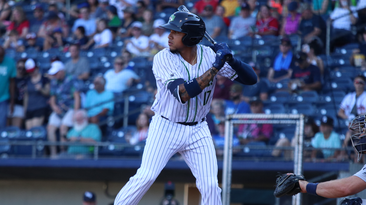 Stripers Rally Past Norfolk, 8-7