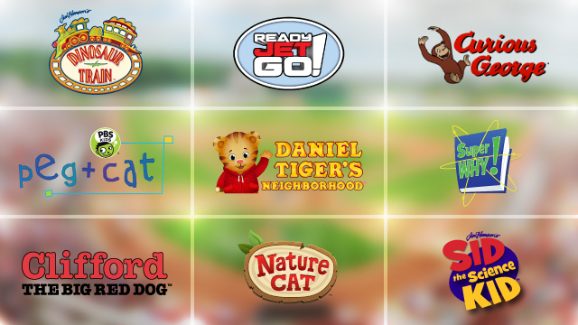 Pbs Kids Characters Coming To Rattlers Games Milb Com