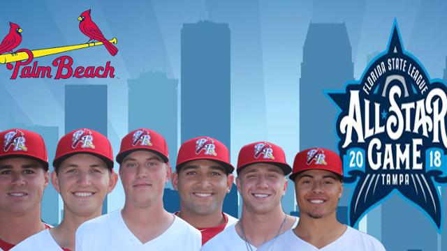 be1a2337db9 Six Cardinals named to Florida State League All-Star Game | Palm ...