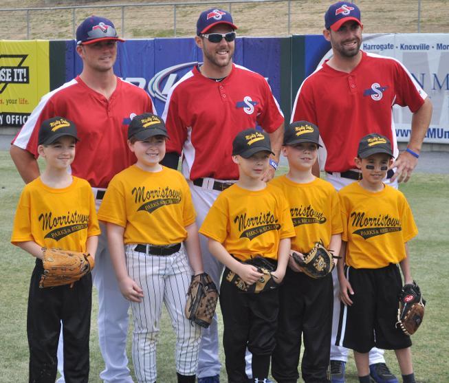 Youth Baseball Clinic Tennessee Smokies Multimedia