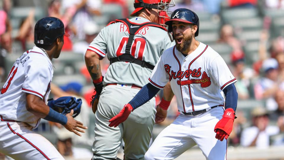 the best attitude b3b3e 22c66 Ender Inciarte expected to join M-Braves on Monday and ...