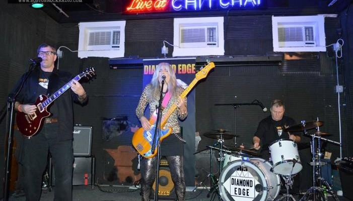 Diamond Edge Band