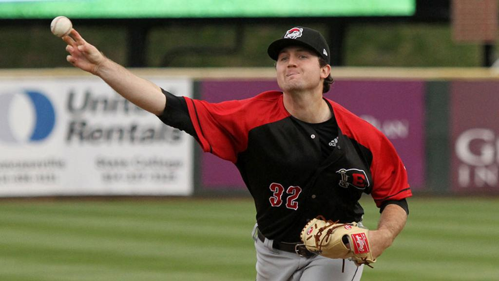 SeaWolves turn to Mize for Sunday matinee