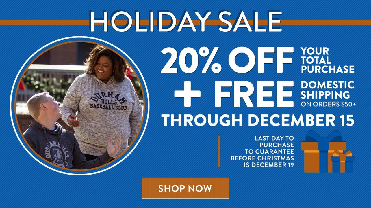 Holiday Sale MW