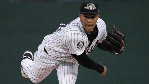 Still only 20, Taijuan Walker is in his second season at Double-A.