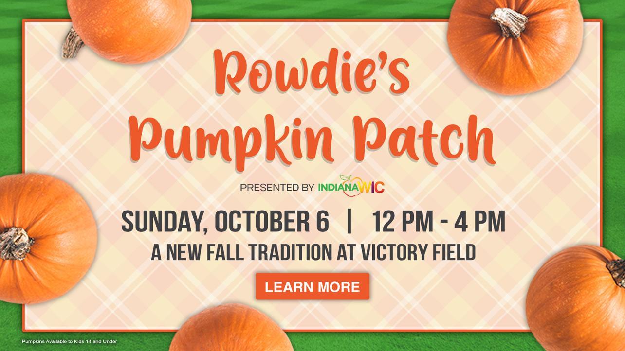 Rowdie's Pumpkin Patch