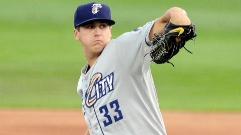 Cal Quantrill threw 37 innings across three levels last season in his first professional campaign.