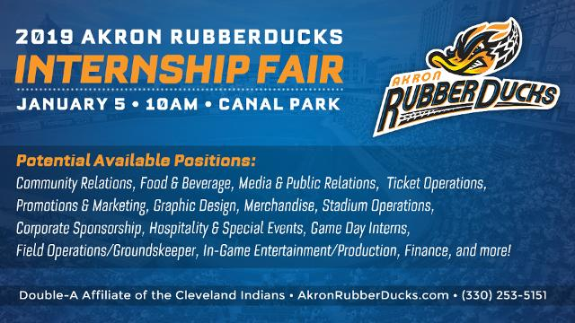 Rubberducks To Host 2019 Internship Fair On Jan 5
