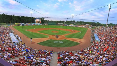 The home of the Timber Rattlers will be the home of the WIAA Spring State Baseball tournament through 2020.