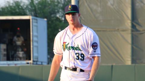 Bailey Ober has allowed one run over 21 2/3 innings in three starts in July.