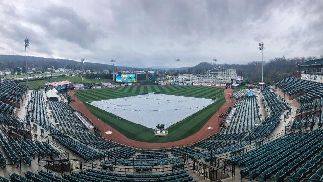 Series Finale Between Curve And Rubberducks Postponed On