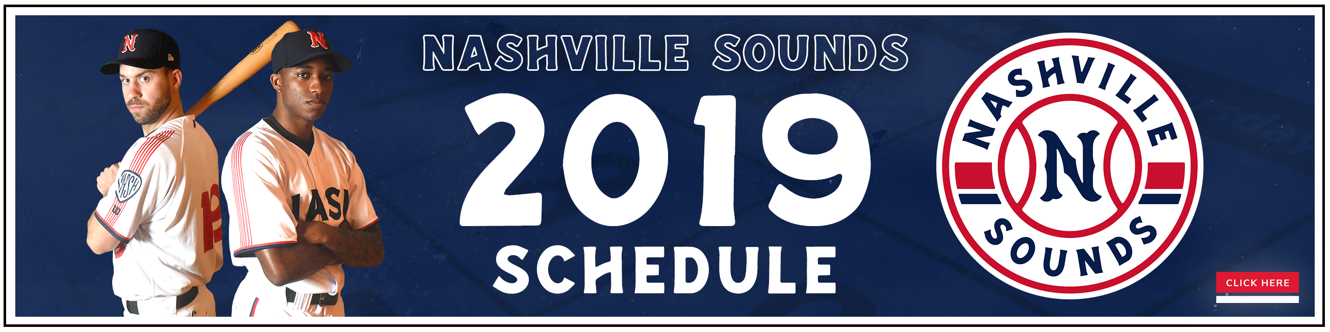 picture regarding Texas Rangers Printable Schedule named Seems Announce 2019 Timetable Nashville Seems Information