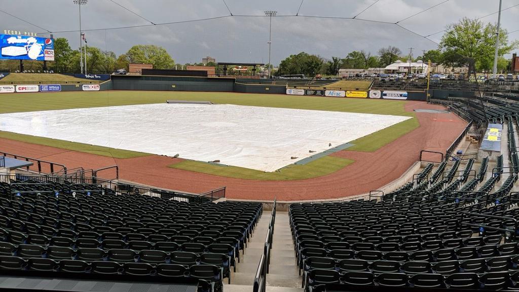Rain Postpones Friday's Game Against Hickory