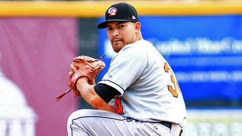 Eddie Gamboa has 19 strikeouts in 22 2/3 innings for Double-A Bowie.