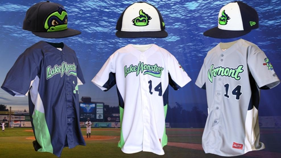 49a2747e65b Lake Monsters Unveil New Uniforms