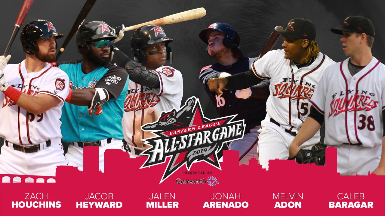 23f8eb752 Six Flying Squirrels selected for Eastern League All-Star Game ...