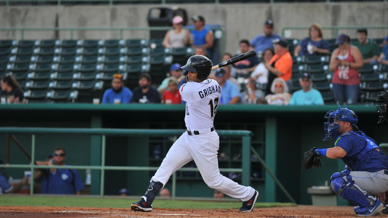 Missions Chase Storms Away With Brooms