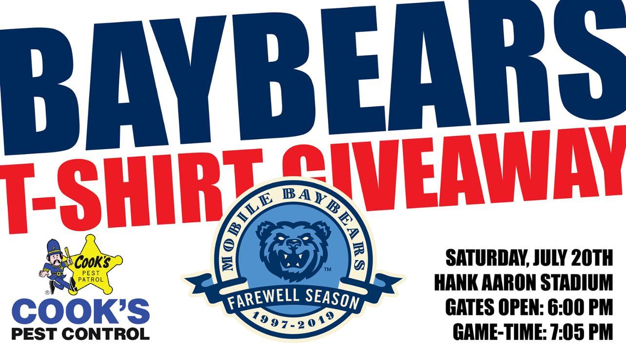 BayBears T-Shirt