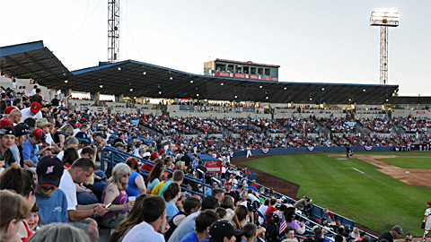 The Spokane Indians are on pace to lead the NWL in attendance for a 15th straight year.