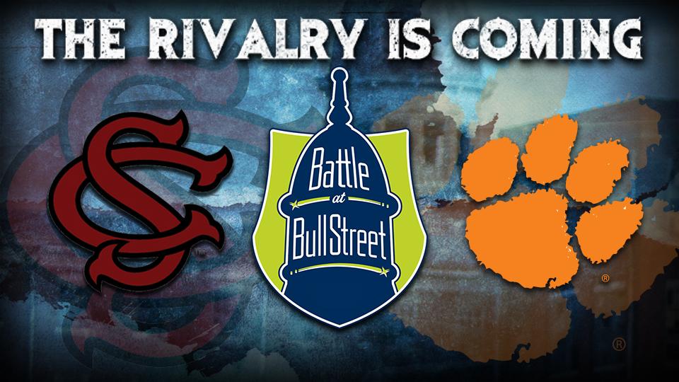 Battle at BullStreet Tickets on Sale January 27 at 10am