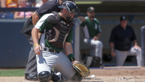 Bryan Henry played 23 games for the South Bend Silver Hawks in 2012.