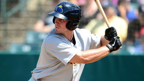 Andrew Clark is batting .282 with three homers and 17 RBIs in 36 games.