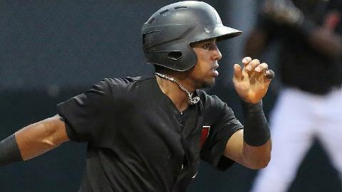 Eddie Hernandez also posted a five-hit game in the Dominican Summer League in June 2017.